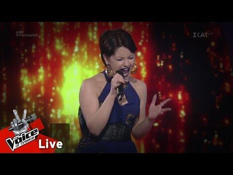 Τζοάννα Καράογλου - It&39;s oh so quiet   2o   The Voice of Greece