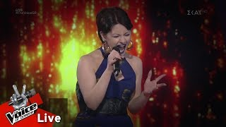 Baixar Τζοάννα Καράογλου - It's oh so quiet | 2o Live | The Voice of Greece