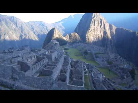 UEA RAG Machu Picchu!