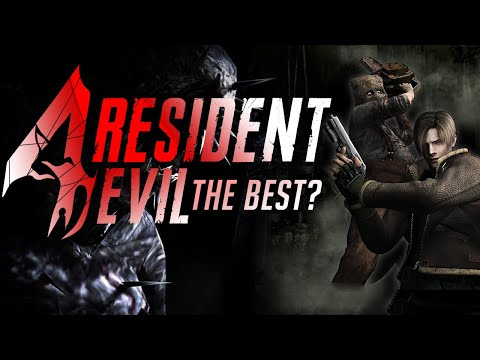 Was Resident evil 4 The Best in the Franchise? | RE4 Explained