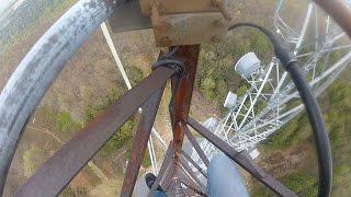 Climbing a Tower