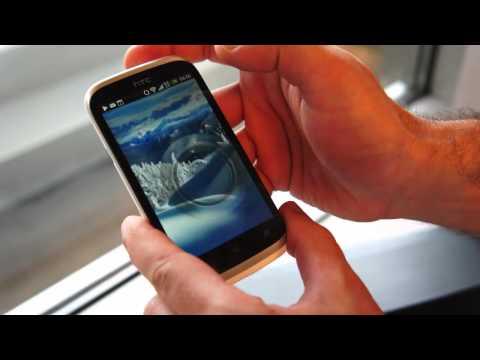 HTC Desire X hands-on | Engadget