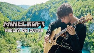 Minecraft Medley played on an Acoustic Guitar