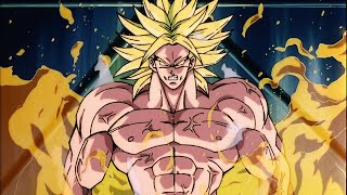 Broly the legendary - Me Against the world