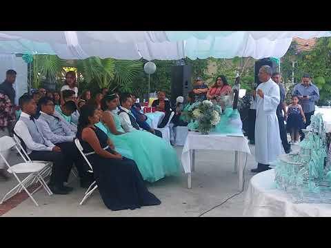 QUINCE   AÑOS   DE    CYNTHIA  RIVERA  MENDOZA