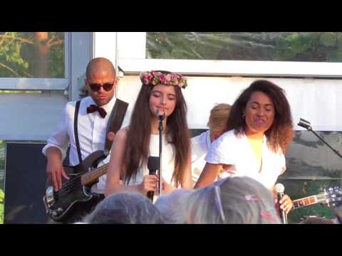 Angelina Jordan - Our Day Will Come - Larkollen - 19.07.2017