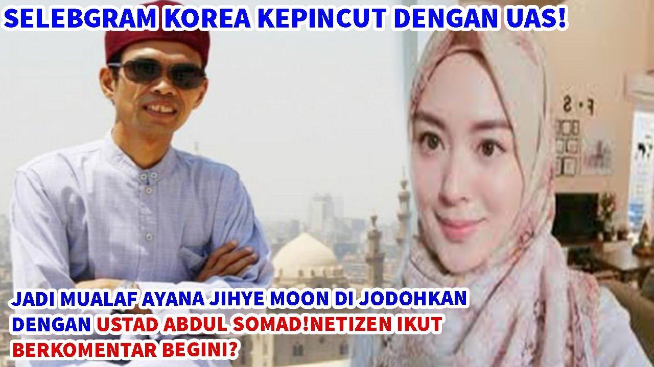 Jadi Mualaf Ayana Jihye Moon Dijodohkan Dengan Ustad Abdul ...