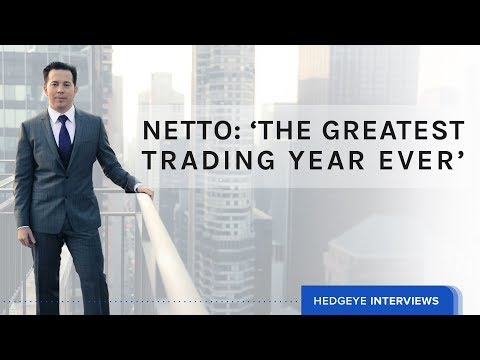 Netto: 'The Greatest Trading Year Ever'