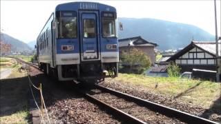 明知鉄道東野駅05/Nov/2016 #1 Akechi Railroad Higashino Station