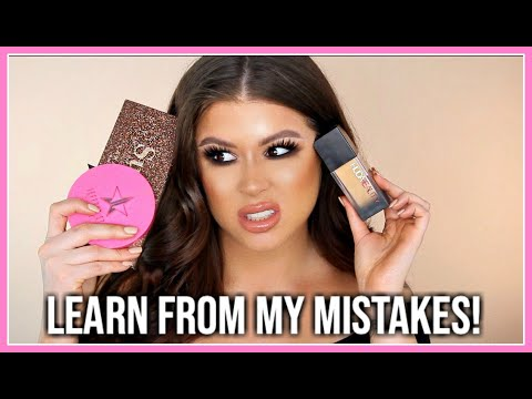 Makeup Products I Regret Buying 2019 thumbnail
