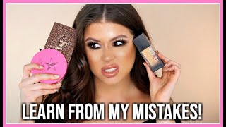 Makeup Products I Regret Buying 2019