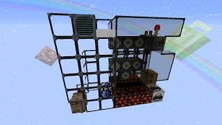 Sky Factory 3 - Compact Auto Wither Farm