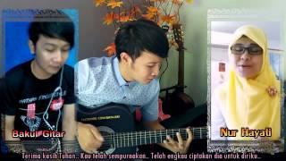(Kangen Band) Cinta Yang Sempurna - Nathan Fingerstyle & Nur hayati
