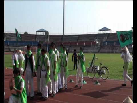 perbarisan rumah hijau sukan smih 2011 youtube