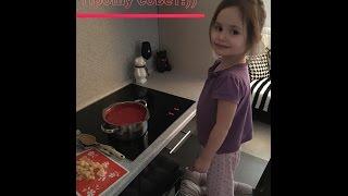 Игрушки для ванны/ готовим томатный суп, рецепт/нужен совет!))