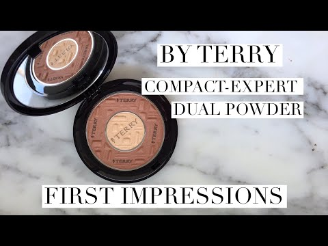BY TERRY I COMPACT-EXPERT DUAL POWDER I FIRST IMPRESSIONS I Everyday Edit