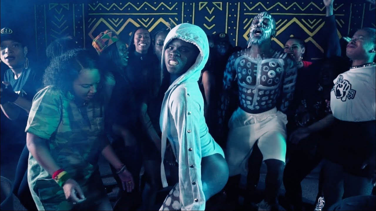 Mikel Ameen - BOSS GIRL 101