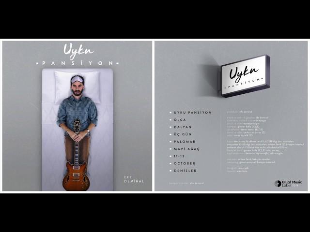 Efe Demiral - Uyku Pansiyon (feat. Eren Turgut, Mert Can Bilgin & Gunnar Halle)