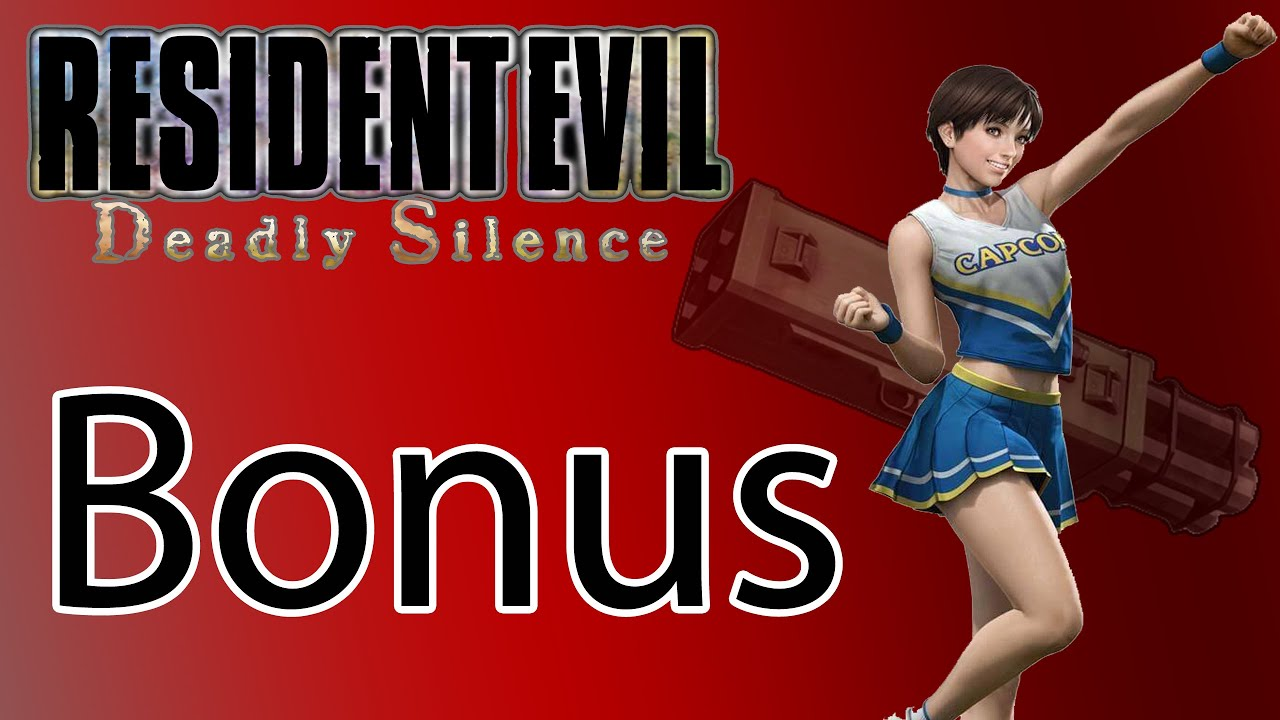 Resident Evil Deadly Silence - Unlockables