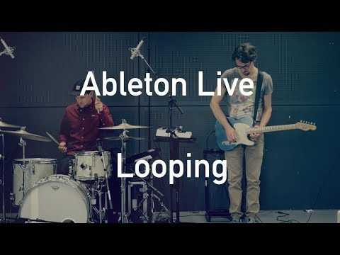 The North - Ableton Live Looping #2: Drifting
