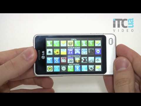 Обзор LG GD510