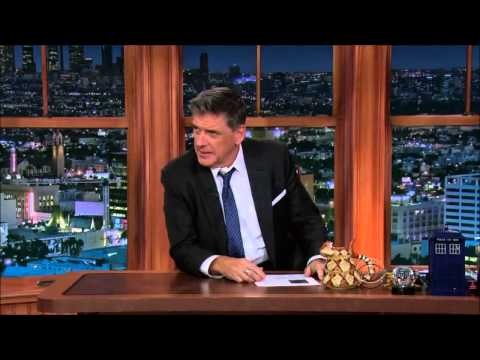 Craig Ferguson HD Ashton Kutcher, Amy Smart [ReRun  February 25, 2014]