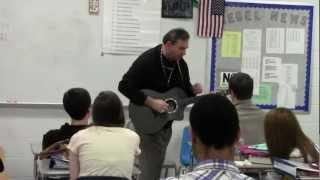 ChordBuddy Visits Rehobeth High School Mp3