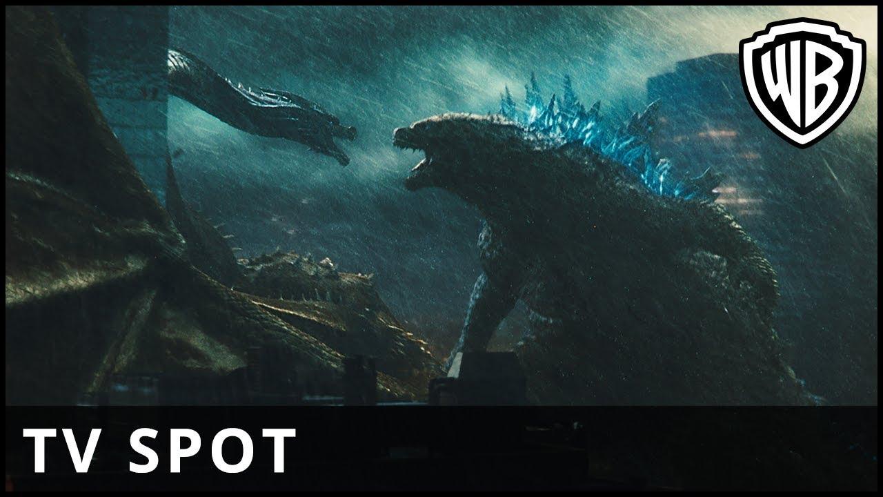 Download Godzilla: King of the Monsters – 'Intimidation' Spot – Warner Bros. UK