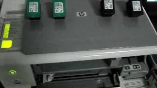 De Adeus a  Folha de Teste, Calibração Multifuncional HP-PSC-1510-1500