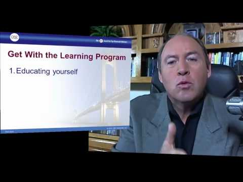 Wealth Manager - Get with the Learning Program - Education for Wealth Managers