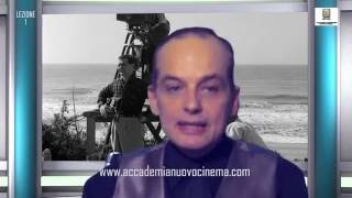Lezione 1 -  Corso di Recitazione - Docente Emanuele Carlo Ostuni