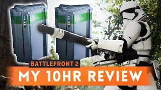 ► BIG CHANGES NEEDED But Gameplay Is AWESOME! - Star Wars Battlefront 2 (First 10 Hours Review)