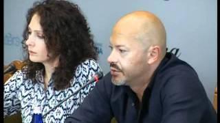 """Кинотавр 2011: """"Два дня"""" Пресс-конференция Дуни Смирновой"""
