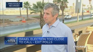 Majority in Israel seems to want change, entrepreneur says | Capital Connection