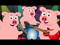 Oink Oink Pig   Original Song Nursery Rhymes   Kids Songs   Baby Rhymes Children Videos   Kids Tv