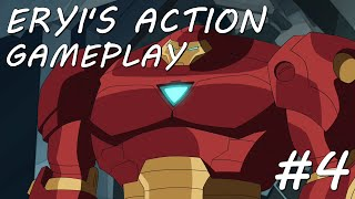 BALAPAN SAMA HULKBUSTER! - Eryi's Action Gameplay #4