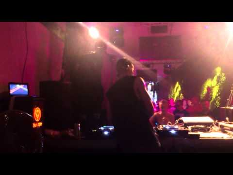 Lukash Andego - live @ Nature One 2013 (Acid Wars & Fusion Club Bunker)