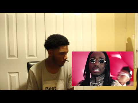 Quavo- B U B B L E  G U M (Official Music Video) Reaction Video
