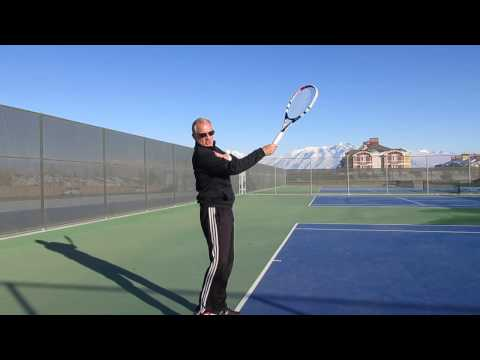 Tennis Lesson - ATP Pro Technique - Forehand - How to hit the HEAVY Ball - Insight Tennis
