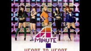 Song: Heart To Heart Artist: 4minute Album: Heart To Heart Mini Alb...
