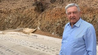 Supervisión del camino Santos Reyes Yucuná
