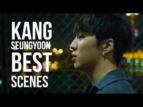 Kang Seungyoon Best Acting Scenes