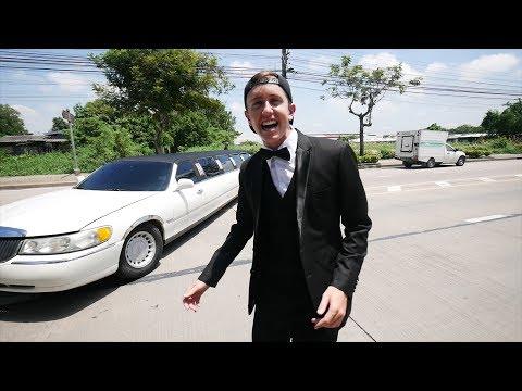 เช่ารถยาวสุดหรู LIMOUSINE!! เบื้องหลังการถ่าย MV
