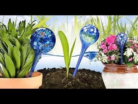 Капельный полив для комнатных растений своими руками. Tropfbewässerung für Zimmerpflanzen mit Ihren
