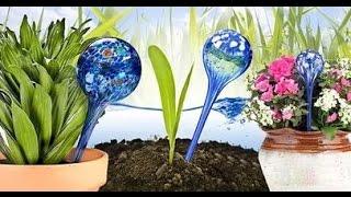 Капельный полив для комнатных растений своими руками. Tropfbewässerung für Zimmerpflanzen mit Ihren(Капельный полив для комнатных растений своими руками. В этом видеоролике Вы узнаете, как быстро в домашних..., 2016-01-28T17:12:43.000Z)