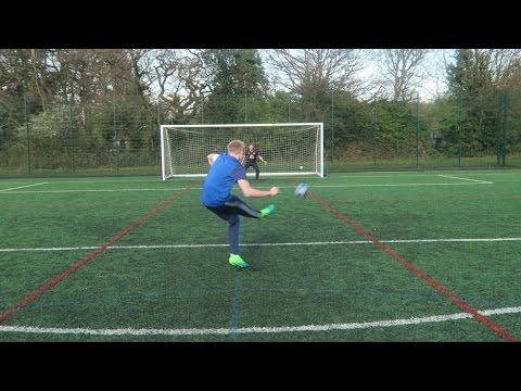 ULTIMATE JAMIE VARDY FOOTBALL CHALLENGES