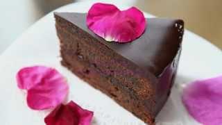 Шоколадный торт Захер рецепт  ( Sacher torte )