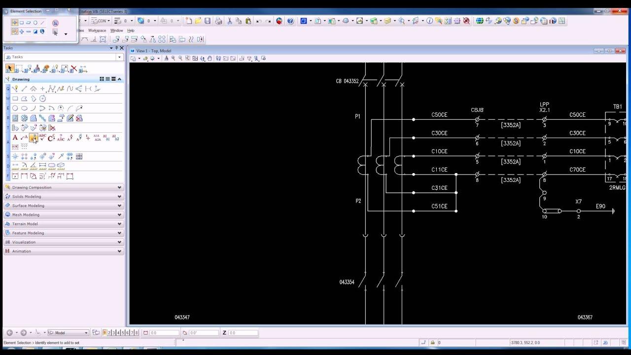 microstation v8i beginners edit text youtube. Black Bedroom Furniture Sets. Home Design Ideas