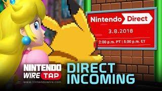Nintendo Direct Coming Tomorrow! Let's Speculate | Nintendo Wiretap