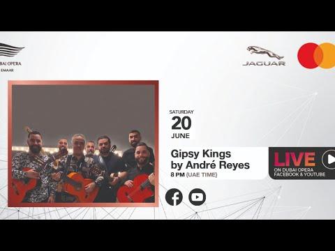 Gipsy Kings – Live Performance